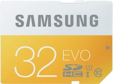 EVO SDHC 32GB UHS-I U1 (MB-SP32D)
