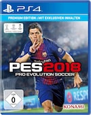 Pro Evolution Soccer 2018: Premium Edition