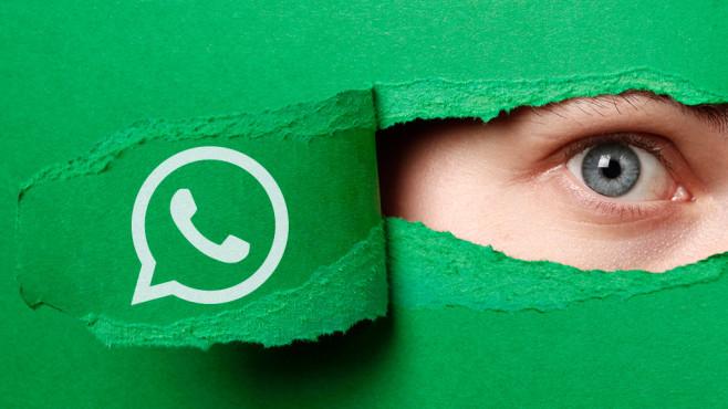 WhatsApp-Überwachung ©WhatsApp, ©istock.com/tolgart