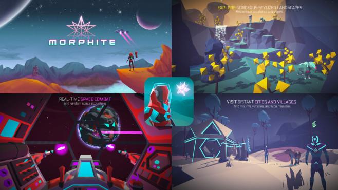 Morphite ©Crescent Moon Games
