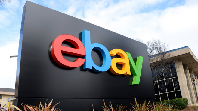 Ebay: Logo ©dpa Bildfunk
