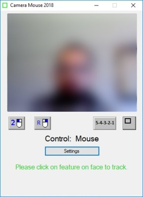 Camera Mouse 2018