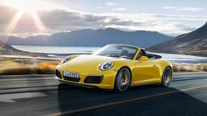 Porsche: Carrera ©Porsche