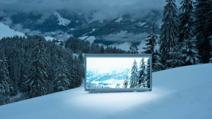 Fernseher: Winter © TECHBOOK/Getty Images