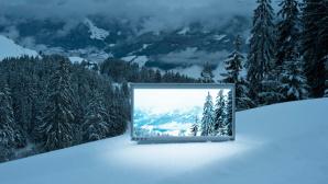 Fernseher: Winter ©TECHBOOK/Getty Images