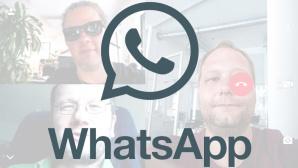 WhatsApp Gruppenchat Videotelefonie ©WhatsApp, COMPUTER BILD