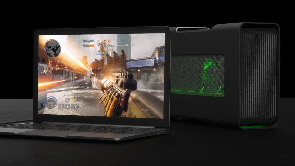 Razer Blade Stealth und Core V2: Test des Gaming-Duos
