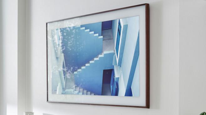 Samsung The Frame: Standardrahmen ©Samsung