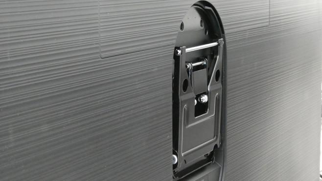 Samsung QLED Rückseite ©COMPUTER BILD