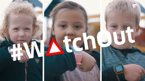 Smartwatch: Kinder ©YouTube, Forbrukerrådet Norge (Verbraucherschutzbeörde