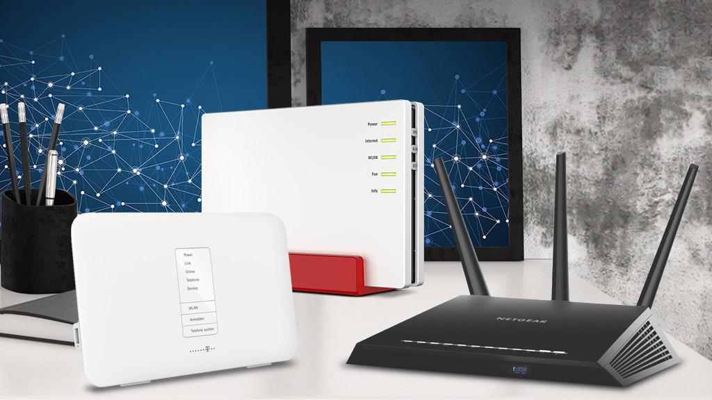 wlan router im test wer funkt am schnellsten computer bild. Black Bedroom Furniture Sets. Home Design Ideas