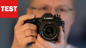 Panasonic Lumix G9 ©COMPUTER BILD