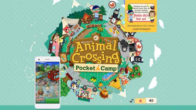 Animal Crossing – Pocket Camp ©Nintendo