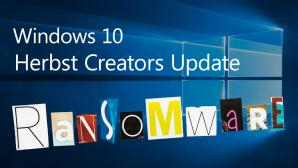 Windows 10: Ransomware-Schutz ©Microsoft, �istock.com/Ildik� Szab�