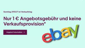 Ebay: Verkaufstag ©Ebay