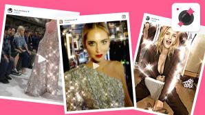Posts von Blogger und Models, die Kirakira+ nutzen ©Screenshot Instagram, Kentaro Yama (kirakira+)