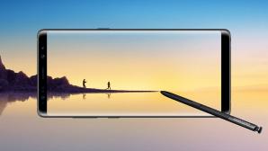 Samsung Galaxy S8 oder Note 8 bei Sparhandy ©Samsung