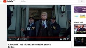 Trump: Verhaftung ©YouTube.com