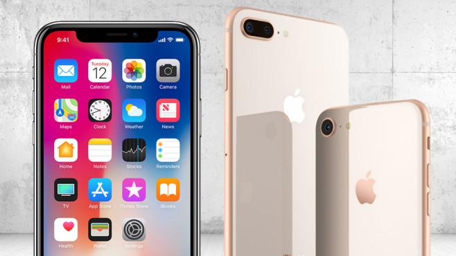 Iphone 8 vs x unterschied