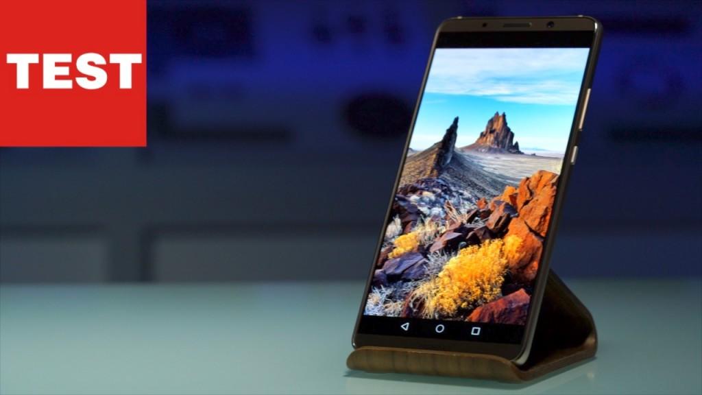 Huawei Mate 10 Pro im Test: Genie oder Wahnsinn?