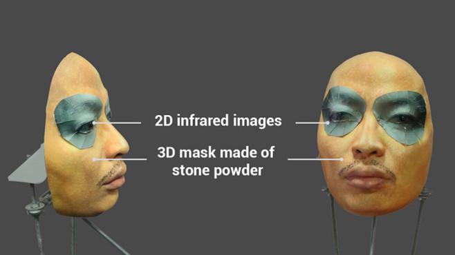 Bkav Maske 2 Detail ©Bkav