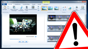 Movie Maker © Microsoft, magele-picture - Fotolia.com