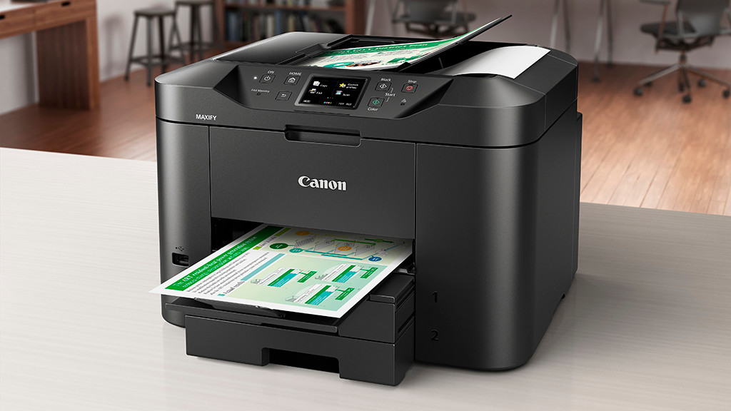 Canon Maxify MB2750 im Test ©CANON