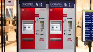 Ticket-Automat Deutsche Bahn ©©istock.com/hanohiki