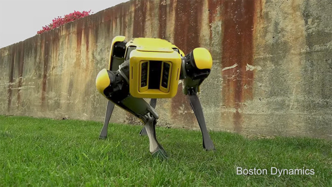 SpotMini © Boston Dynamics