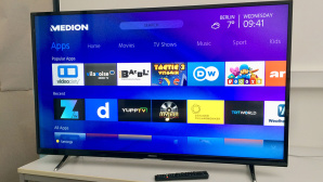 Medion X18112: 4K-Fernseher im Praxis-Test ©COMPUTER BILD