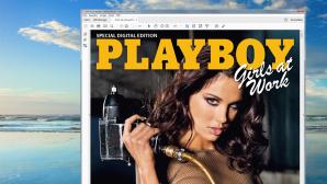 Playboy PDF ©Playboy Deutschland