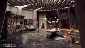 Trüberbrook Kickstart-Trailer mit Jan Böhmermann ©Headup Games, btf GmbH