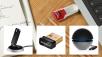 WLAN-Sticks ©AVM, TP-Link, Edimax, D-Link