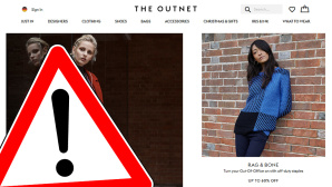 The Outnet: Luxus-Outlet © The Outnet, magele-picture - Fotolia.com