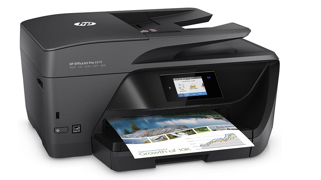 HP Officejet Pro 6970 im Test ©HP