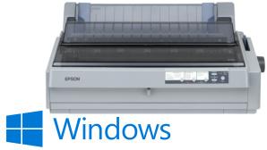 Epson LQ-2190 ©Epson, Microsoft