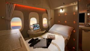 Kabine der neuen Boeing 777 ©Emirates