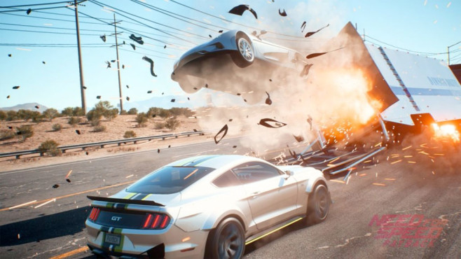 Need for Speed – Payback: Update © Electronic Arts