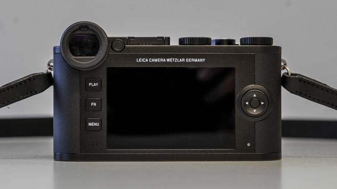 Leica CL ©COMPUTER BILD