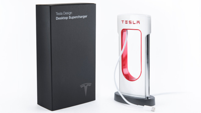cooles gadget das perfekte geschenk f r tesla fans. Black Bedroom Furniture Sets. Home Design Ideas