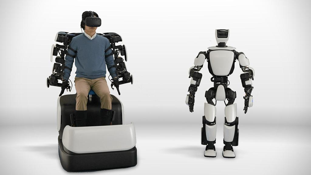 Toyota T-HR3: Dieser Roboter äfft Sie nach!