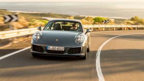 Kfz-Versicherung: Porsche-Fahrer entscheiden sich meist für Vollkasko ©Porsche