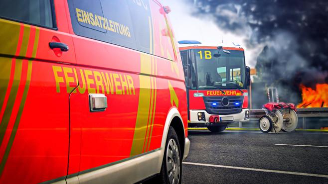 Notruf für die Feuerwehr ©©istock.com/huettenhoelscher