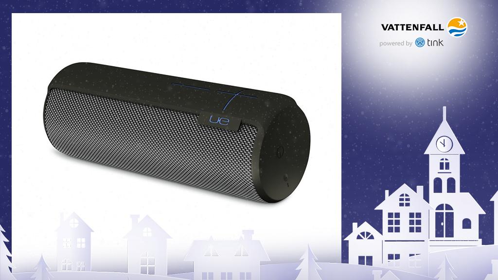 Gewinnen Sie Megaboom Bluetooth-Lautsprecher von UE. ©UE, ©istock/thanaphiphat