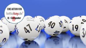 Lotto spielen: Jetzt 5 Euro geschenkt ©Lottobay, Fiedels - Fotolia.com, COMPUTER BILD