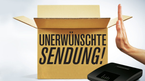 Karton, Hand, Router ©iStock