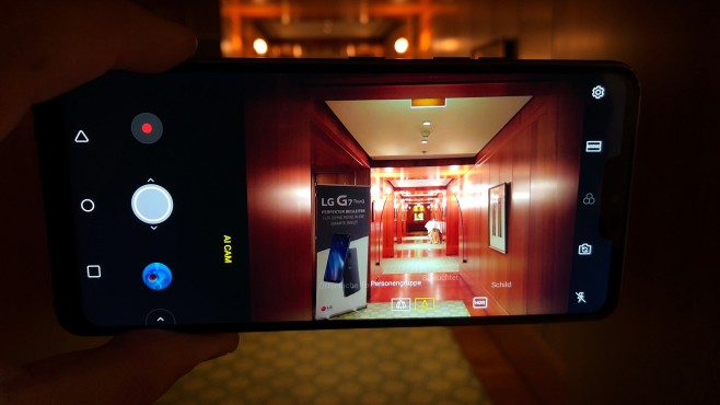 LG G7 ThinQ ©COMPUTER BILD