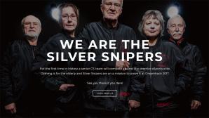 Silver Snipers: eSport-Rentner ©Lenovo