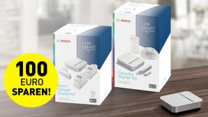 Smart-Home-Geräte von Bosch im Test ©BOSCH