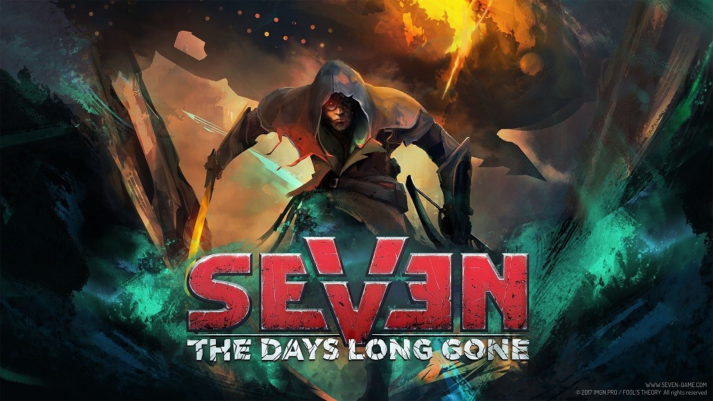 Seven - The Days Long Gone: Artwork ©IMGN.PRO, Fool's Theory